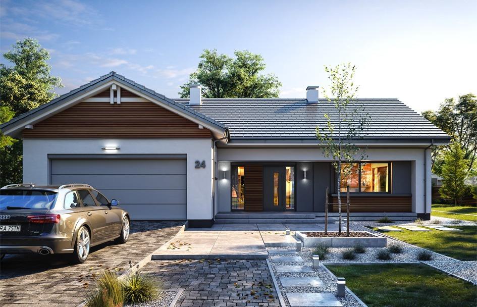 Projekt domów parterowych – na co zwracać uwagę szukając wykonawcy?